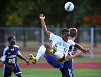 BOYS SOCCER: Medford Tech at Trenton Catholic Academy 10/3/2014