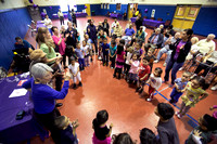 Music program brings seniors and preschoolers together in Trenton