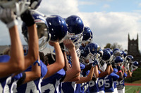 HS FOOTBALL: Lawrence at Princeton 10/2/2014
