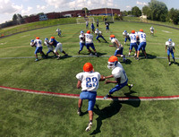 FOOTBALL: Ewing High Preview 2014