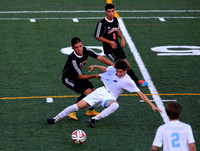 BOYS SOCCER: Allentown at Princeton 10/16/2014
