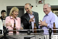 Small Business Tour: Lt. Gov. Guadagno visits River Horse Brewery in Ewing