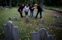 Witches gather to prepare for Allentown Witches Night Out