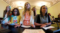 Hopewell 4th graders testify before senate committee