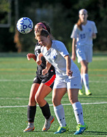 GIRLS SOCCER: Pennington at Princeton Day