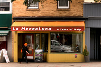 La Mezzaluna and Agricola restaurants in Princeton