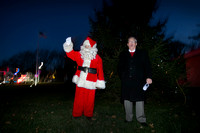 The Ewing Township 2014 Christmas Tree Lighting