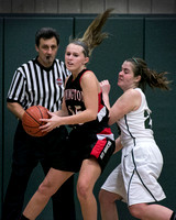 High School girls basketball - Pennington at Stuart Country Day 2014-12-17
