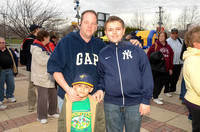 Trenton Thunder Fan Photos from Times Square 4/03/2013