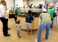 Stony Brook-Millstone Watershed Association holds grand opening of new center, May 2, 2015