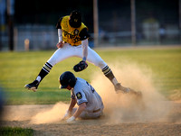 LEGION BASEBALL: South Brunswick Post 401 at Hopewell Post 33 6/2/2014