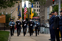 City Hall ceremony honors fallen officers