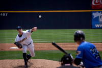 Akron Rubber Ducks at Trenton Thunder, Monday July 14, 2014