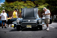 Spirits of '53 Corvette Club Corvette Show in Plainsboro benefits Hugs for Brady Foundation