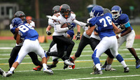 Football: Hamilton West at Princeton high school, Sept. 13, 2014