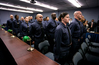Twenty-four new Trenton police recruits sworn in