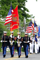 Lawrence Memorial Day Parade, May 24, 2014