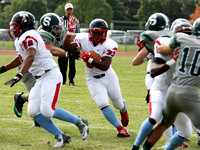 Football: Trenton Central vs. Steinert, Sept. 20, 2014