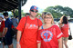 Trenton Thunder Fan Photos from Times Square 8/04/2015