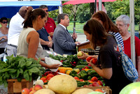 NJ Ag Secretary Douglas Fisher visits Bordentown Farmers Market
