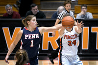 WOMEN'S COLLEGE BASKETBALL: Penn at Princeton March 11, 2014