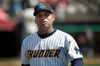 THUNDER BASEBALL: Thunder vs. Akron 2014-04-24