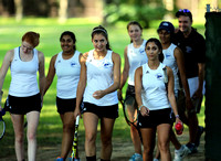 GIRLS TENNIS: Princeton Day School at Hun 9/15/2014