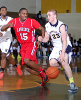 HIGH SCHOOL BOYS' BASKETBALL: Lawrence at Nottingham