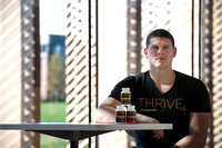 Princeton University student develops Thrive+ to help cut down on hangover symptoms