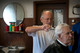 Trenton's Deluxe Barber Shop being cut