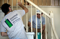 Greenleaf Painters use eco-friendly paint